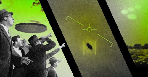 How pop culture set the stage for the coming UFO report