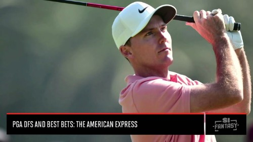 PGA The American Express: DFS Roster Strategy