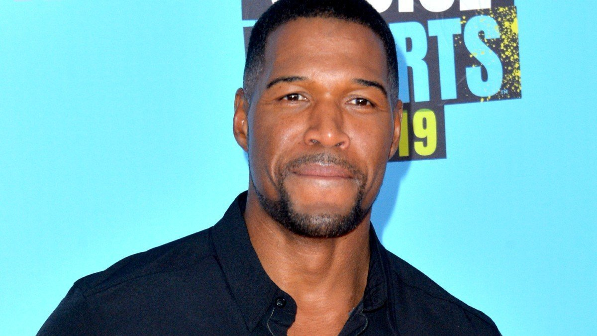 Michael Strahan Couldn't Be More Heartwarming If He Tried