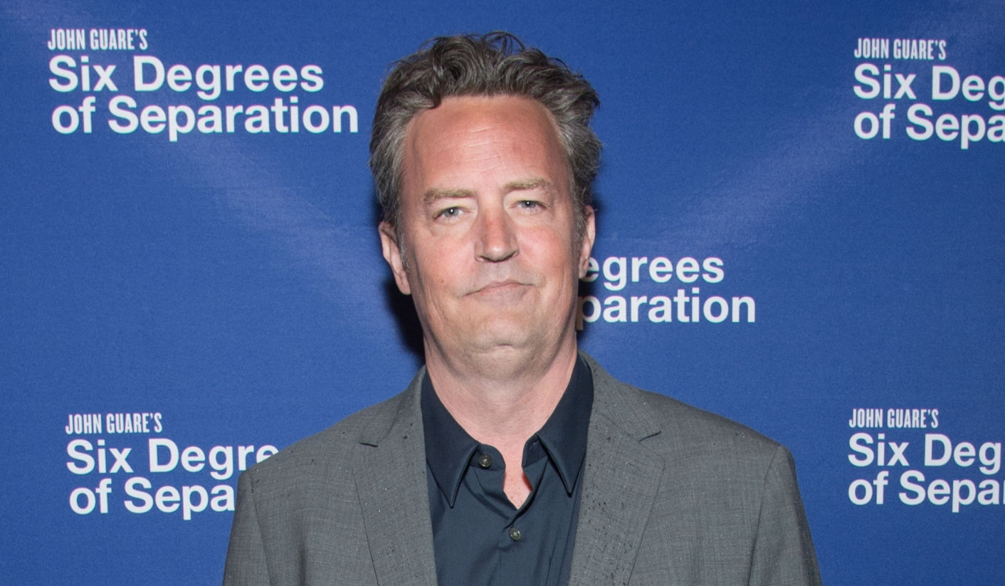 Everyone's worried about Matthew Perry