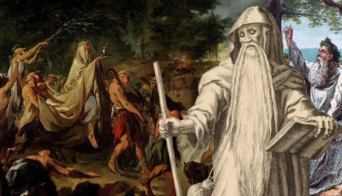 Who Were The Druids Of Roman Britain?