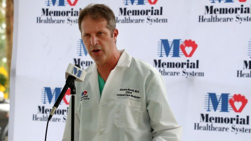 Memorial Healthcare System reports 96% of their COVID-19 patients are unvaccinated