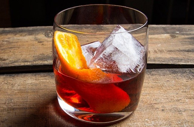 If You Don't Make A Negroni Like This, You're Doing It Wrong
