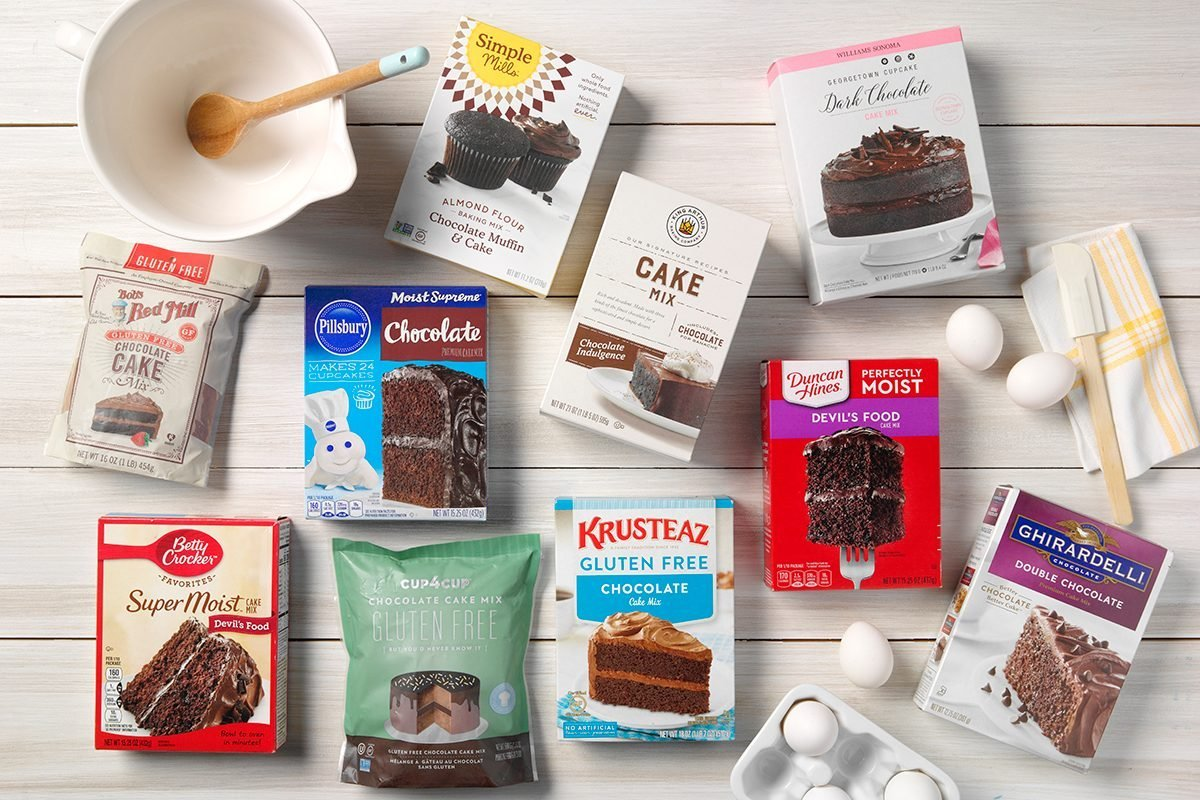 What's the Best Cake Mix?