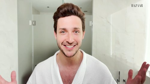 Doctor Mike's Nighttime Skincare Routine   Go To Bed With Me