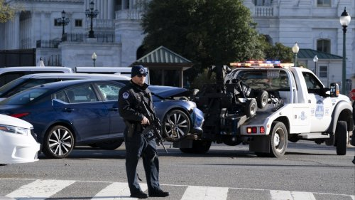 Capitol Reconsiders Fencing, Security After New Attack Kills Officer
