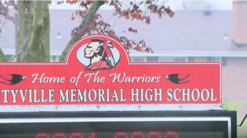 Amityville teacher removed from school grounds for allegedly using racial slur