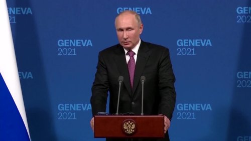 Putin says doesn't want Jan. 6 riots repeating in Russia