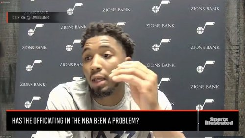 Does the NBA Have an Officiating Problem?