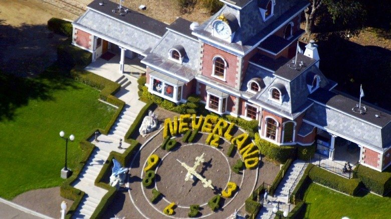 The Most Bizarre Things That Existed At Neverland Ranch