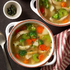 Discover chicken soup recipe