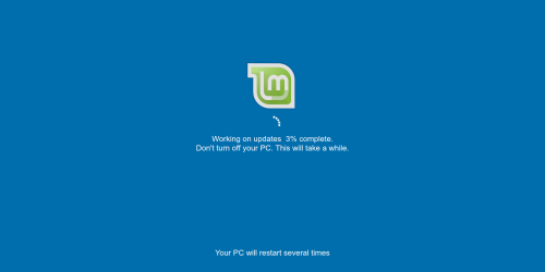 Shock Horror! Is Linux Mint Turning Into Windows?