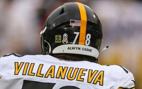 Ravens' Alejandro Villanueva journey from the military to the NFL | VIDEO