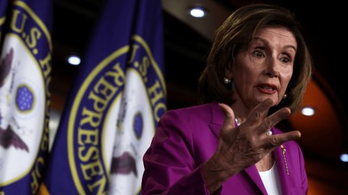 Pelosi: Republicans have 'been delinquent in embracing the science' of vaccination