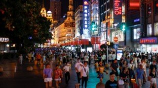China economy slows; officials say recovery 'unstable and uneven'