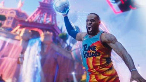 LeBron James Explores Sale of Company as 'Space Jam' Sequel Debuts
