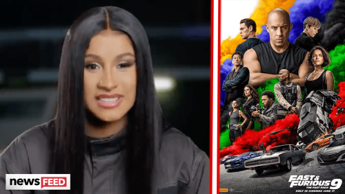 Cardi B SPILLS Details On 'Fast & Furious 9' Role & Meeting Vin Diesel!