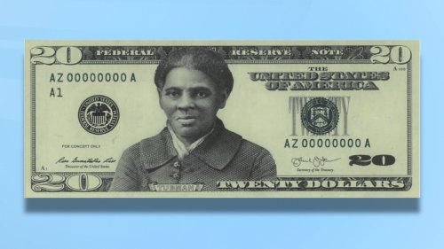 The Face Of An American Patriot: Tubman To Grace $20 Bills
