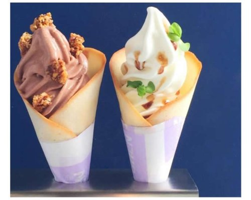 Beat the heat in style with the worlds fanciest ice creams