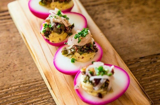 This Recipe Will Take Your Deviled Eggs Up A Notch