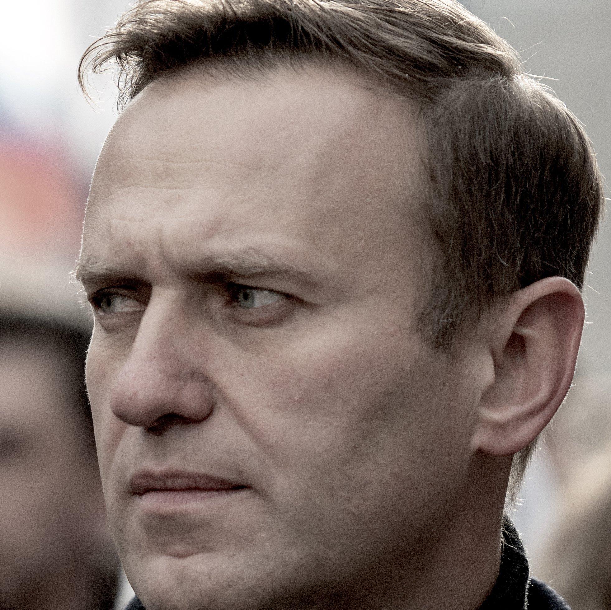 Listen: Could Putin Foe Navalny 'Die Any Minute'?