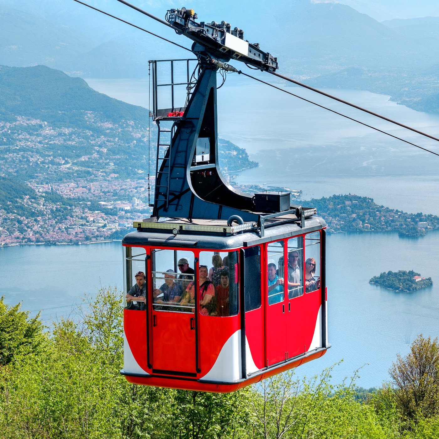 Listen:  At Least 9 Dead in Italian Cable Car Accident