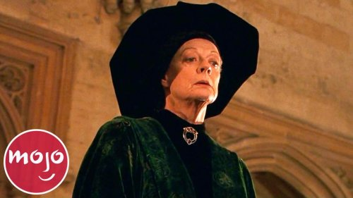 Top 10 Maggie Smith Moments