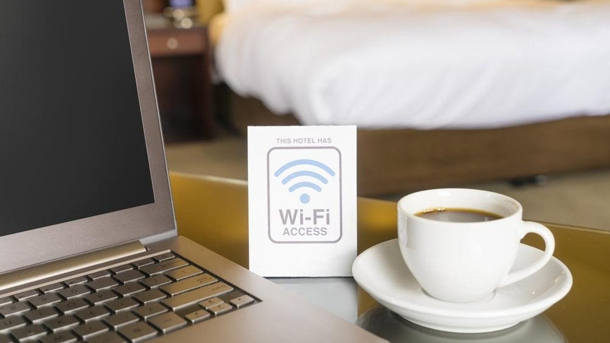 You MUST Use a VPN When You Go to a Hotel