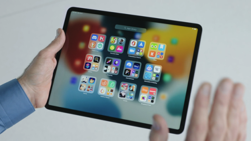 Apple Gives the iPad Some Love: The Coolest Features in iPadOS 15