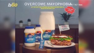 Mayo-Mania?! KRAFT Will Give You An 'Overcoming Mayophobia' Kit To Help Beat Your Fear Of Mayonnaise!
