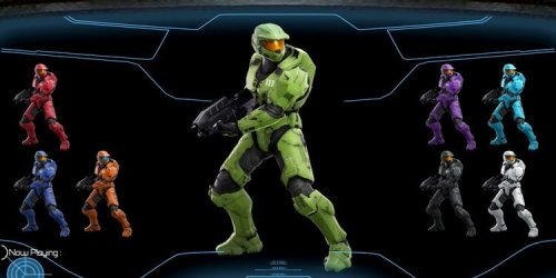 Here's How Master Chief Could Have Looked In Super Smash Bros