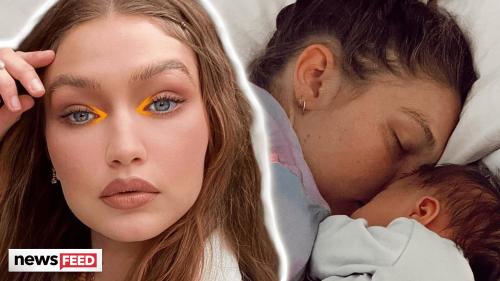 Why Gigi Hadid Feels 'Too White' Raising Mixed-Race Daughter