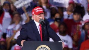 Trump Takes the Lead in Potential 2024 Republican Primary Field