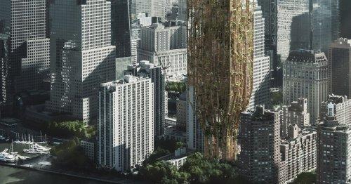 Wild ideas in the eVolo Skyscraper design competition