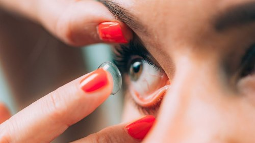 What Happens If You Never Take Your Contacts Out?