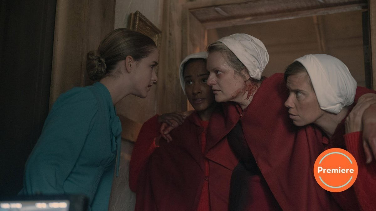 The Handmaid's Tale is Back