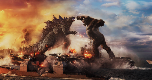 Godzilla vs. Kong: How to Watch, Reviews, Exclusive Merch & More