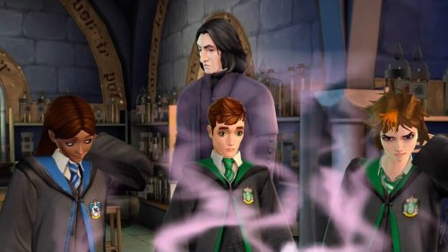 When 'Harry Potter' Taught Kids About E-Commerce (By Choking Them) & More Gaming