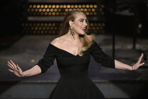 Adele is back