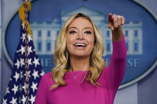 Kayleigh McEnany signs on as Fox News contributor