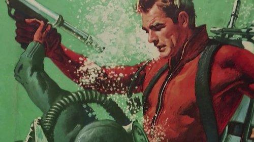 "Rare Bond ""Thunderball"" poster heads for auction"