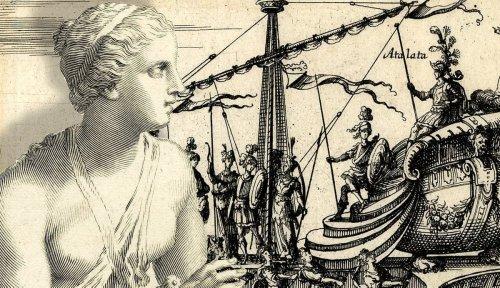 The Forgotten Greek Heroine