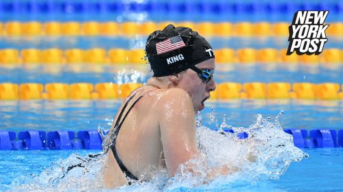 US swimmer Lilly King calls 'bull—t' after winning silver medal