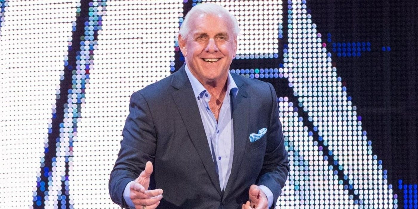 WWE Confirms Ric Flair's Release, Omits Standard Key Line From Statement