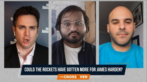 The Crossover: Could the Rockets Have Gotten More Out of the James Harden Deal?