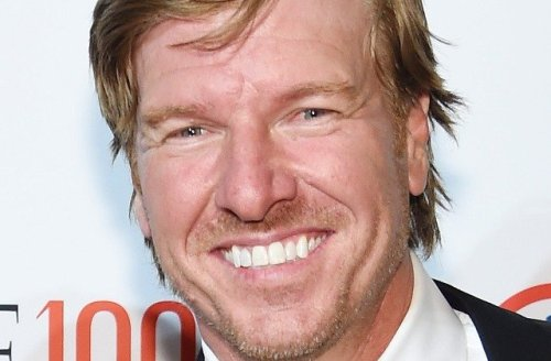 Chip Gaines' Controversial New Look Is Causing Quite The Stir