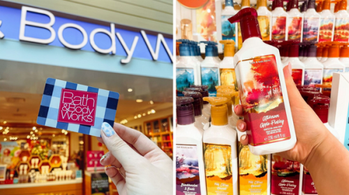 Bath & Body Works Canada's Online Store Is Officially Launching This Month