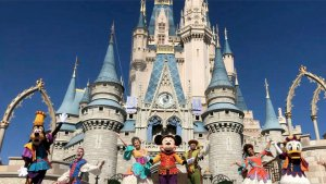 Disney World: The Happiest Mask-less Place on Earth?