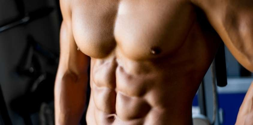 Huge Pecs Guaranteed With This Simple at-Home Chest Workout