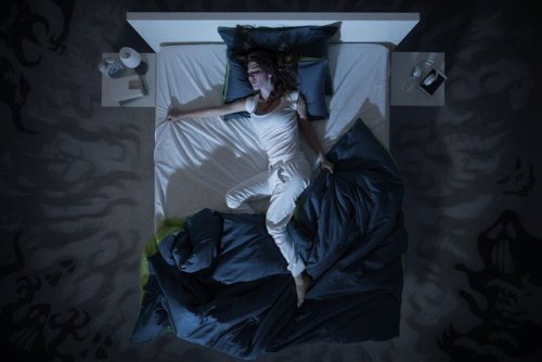 Sweating in Your Sleep? Here's What Your Body's Trying to Tell You